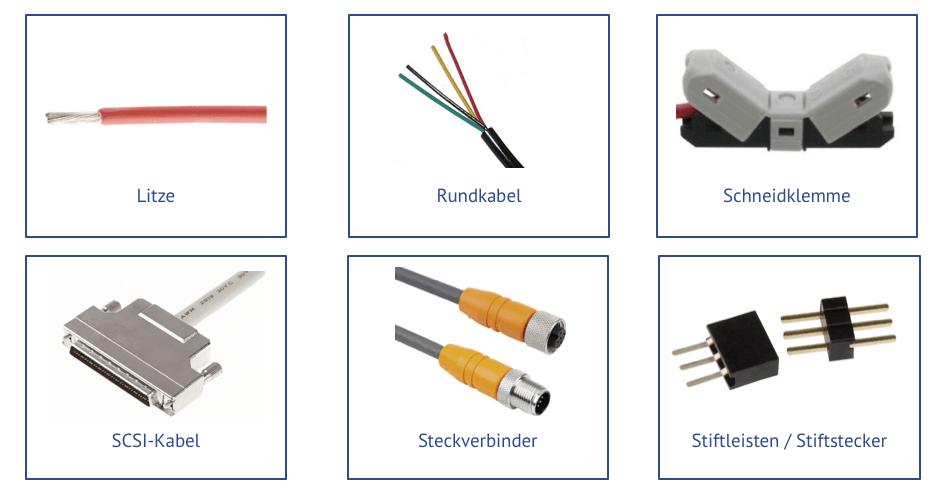 Grundbegriffe EMS Kabelkonfektion